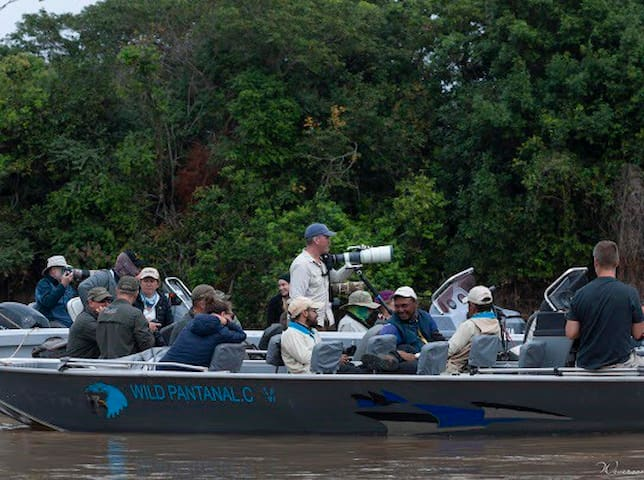 Pousada Porto Jofre Pantanal Norte