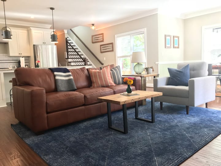 Beautiful Home in the Heart of Charlottesville