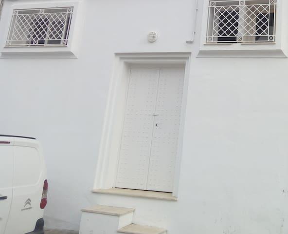 Studio a louer au centre ville - Nabeul - Rumah