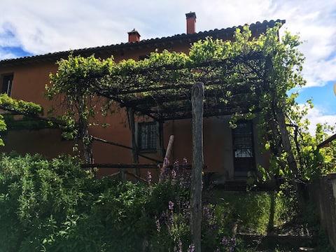 Apartmán s výhľadom na Umbrijskú krajinu