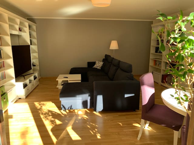 2-Zimmer-Wohnung an der Isar in Au/Untergiesing