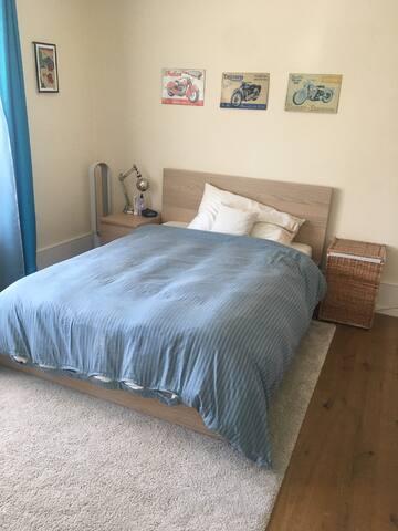 Double bedroom n°1