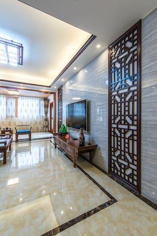 【中国风】新都东站/堤亚纳河谷/川音/西南石油大学 - Chengdu - Apartamento