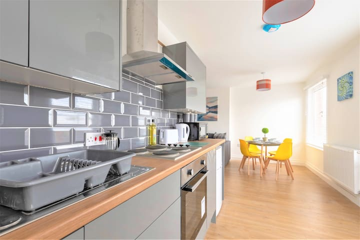 *Stunning Liverpool apartment newly renovated*