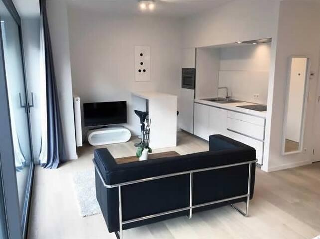 Studio cosy à Saint-Brieuc
