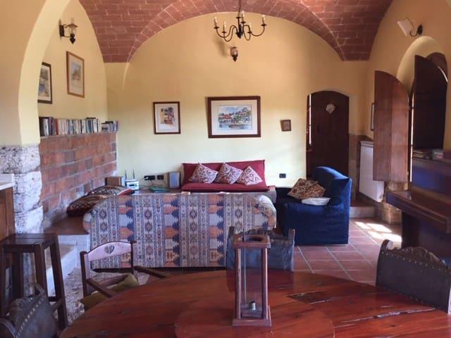 Sitting room on the ground floor