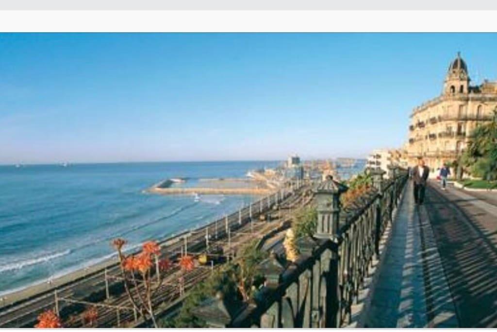 El balcón Mediterráneo
