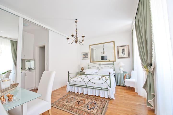 Old Town Green Studio Apartment - Dubrovnik - Apartemen