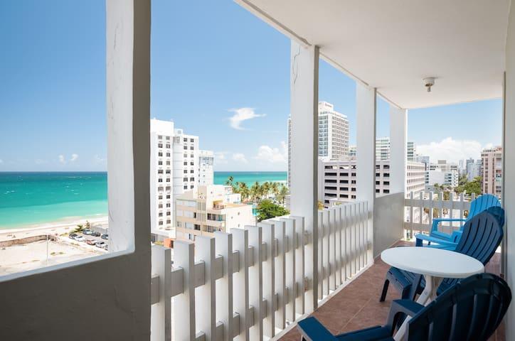 Ocean Views best location next to La Concha hotel