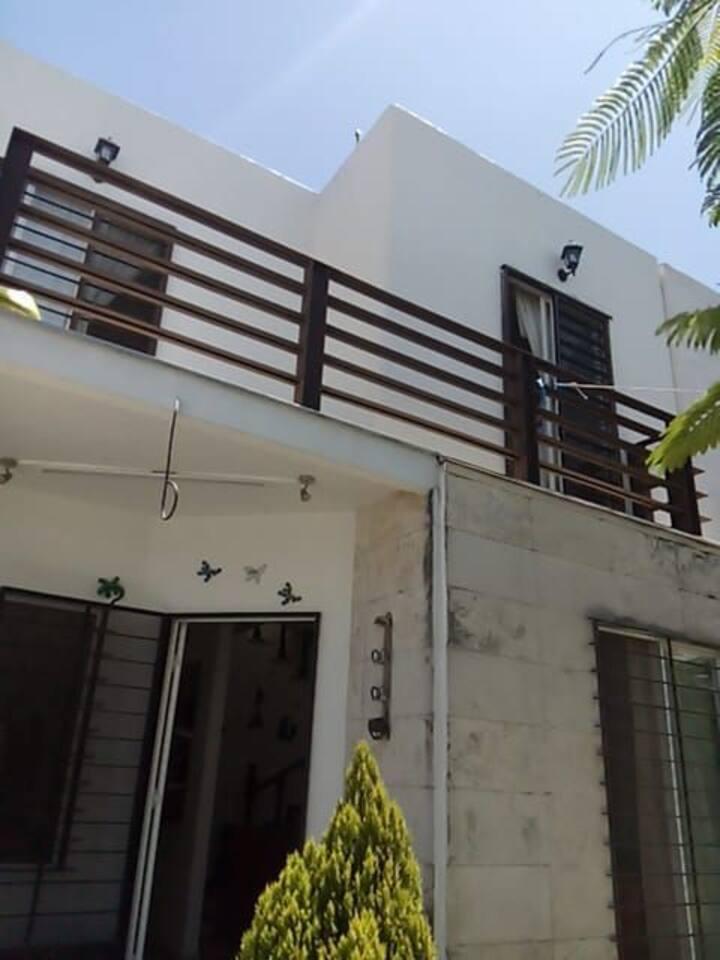 Casa acogedora en condominio en Morelos