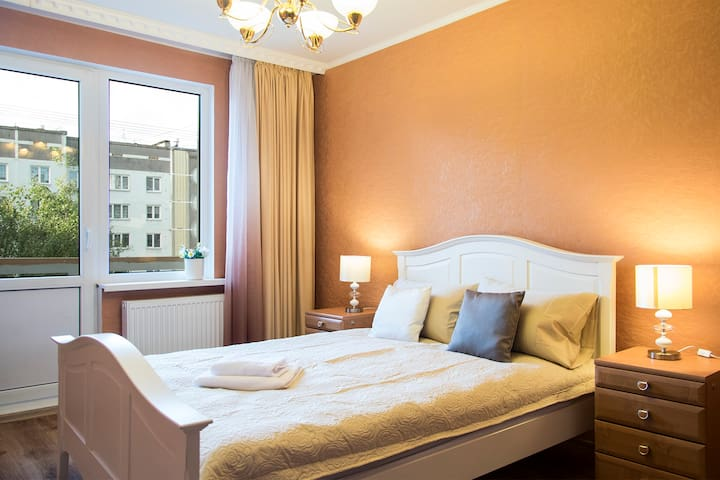 Riga Uptown 2 bedroom Apartments - Riga - Appartement