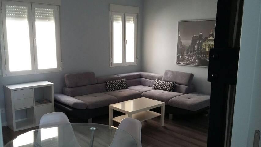 Bonito apartamento recién reformado