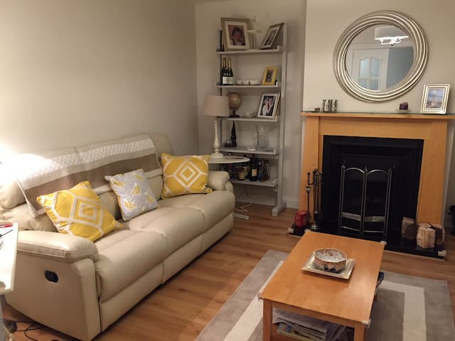 Double bedroom for short term lettings