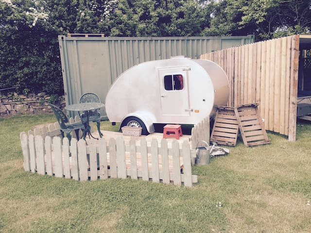 Dinky tear drop trailer... - Shropshire - Altres