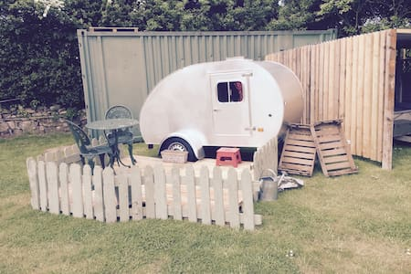 Dinky tear drop trailer... - Shropshire - Andre