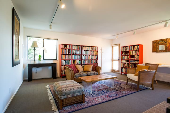 Superb 3-rm apt, serene & quiet - Los Angeles - Casa