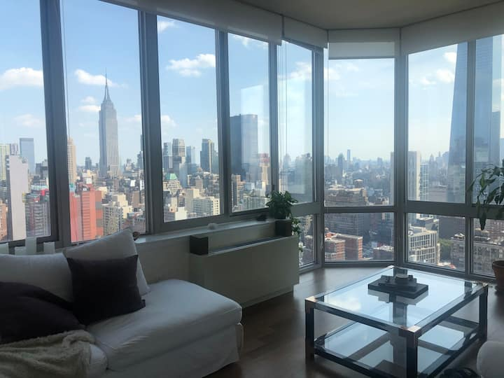 PRIVATE BEDROOM IN PENTHOUSE IN MANHATTAN NYC