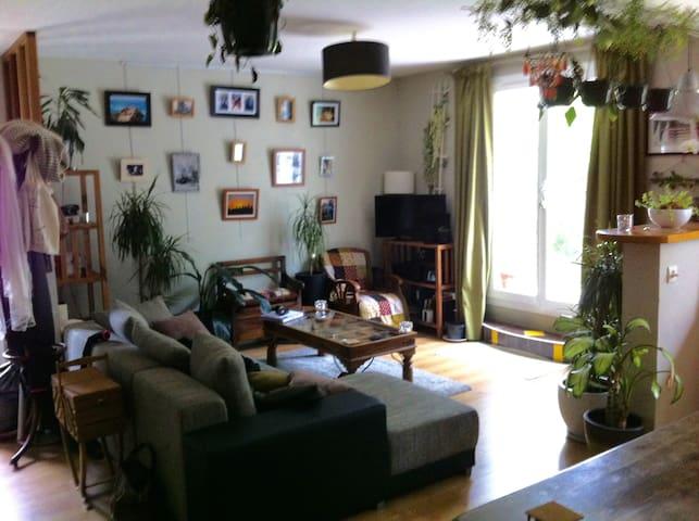 Charmante petite maison avec jardin - Ligugé - Rumah