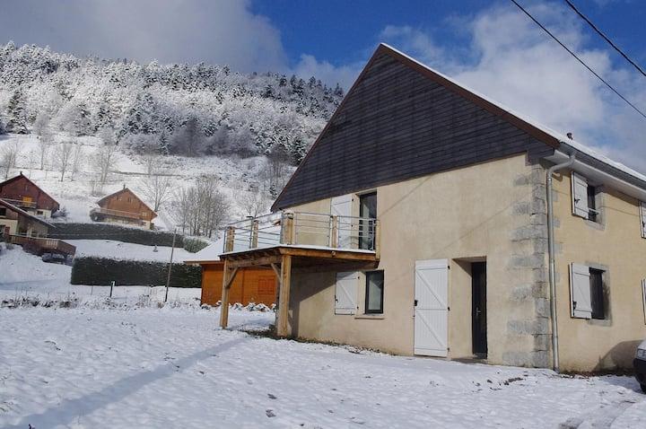 App. *** 5 p 60m2 rez rgt skis, 2km pistes Hohneck