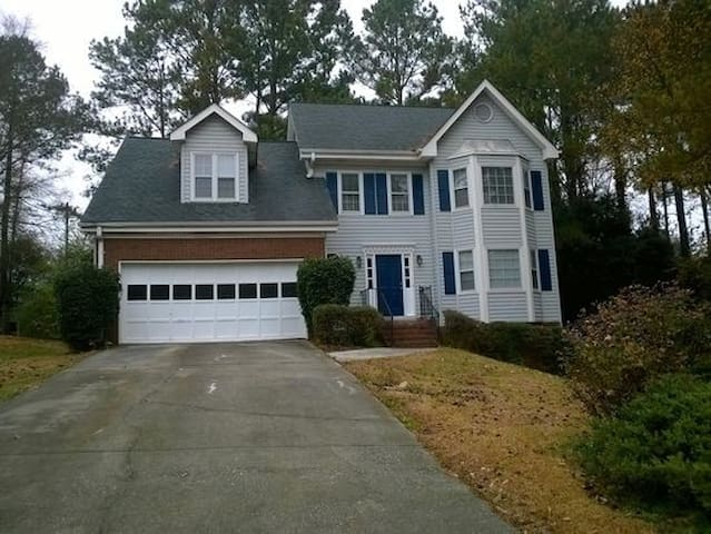 Beautiful House Atlanta metro - Snellville