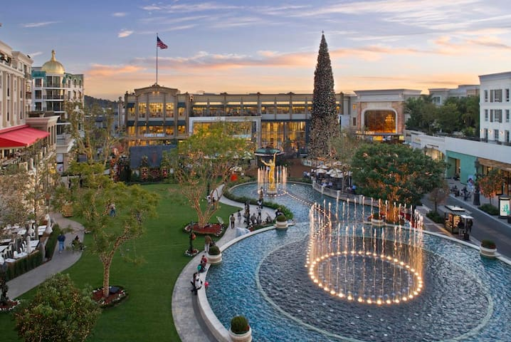 The Americana at Brand offers world-class retail, dining, and entertainment. It's an L.A. favorite where friends and family come to shop, dine and unwind.