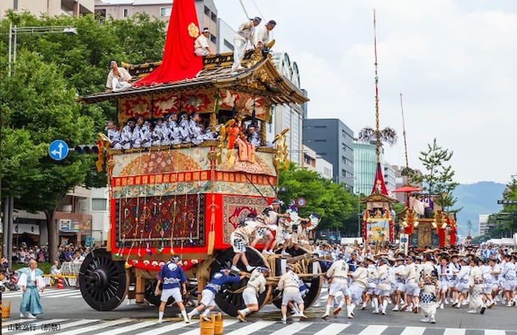 WALK DISTANCE to KIYOMIZU-TEMPLE AMAZING VIEW ROOM