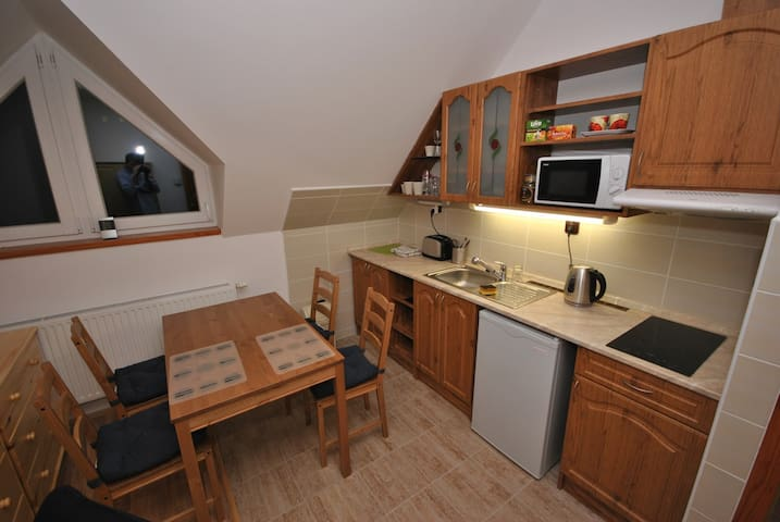 Apartment No. 6 - Černý Důl - Dormitorio para invitados