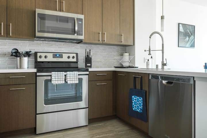 Lovely 1BR Apartment in San Jose