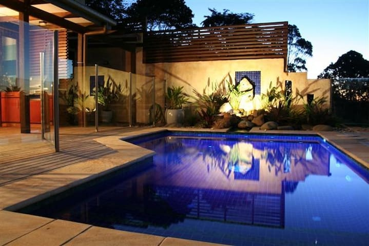 The BlueGreen House - Byron Bay