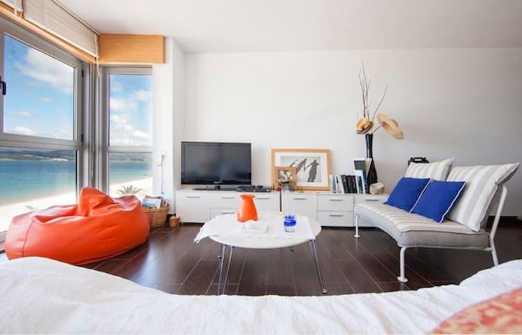 Apartamento sobre el mar, Portosin