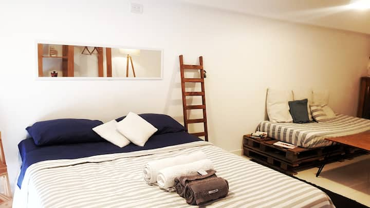 Lovely apartment in bars area of Palermo Hollywood