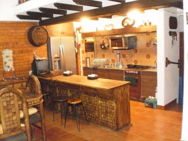 Charming, cozy, warmth, Cuernavaca.