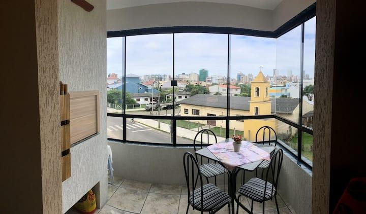 Apartamento segundo andar completo