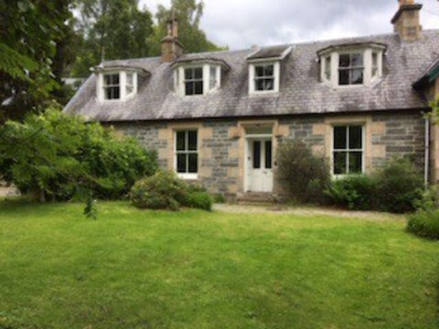 Family home in the heart of Badenoch