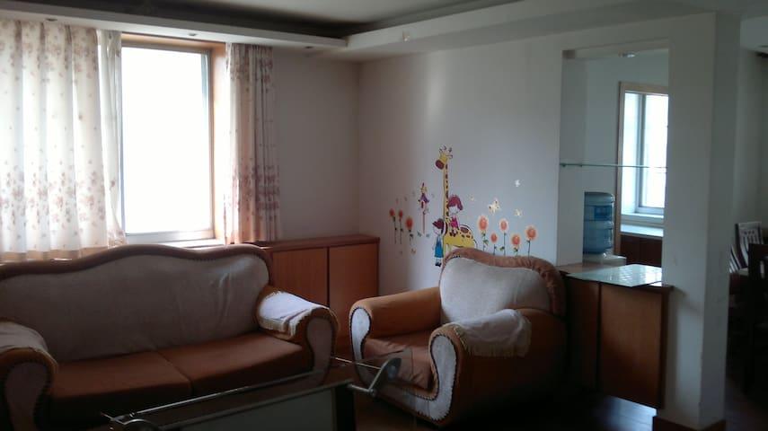 1室1厅1卫 - 整租 - 55.00 平米 - Wuhan Shi - Daire