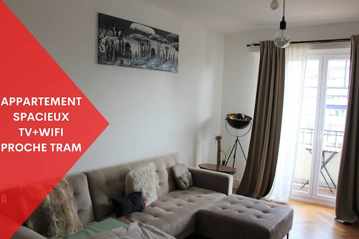 ✦✦✦ Appartement de charme à Jonction ✦✦✦