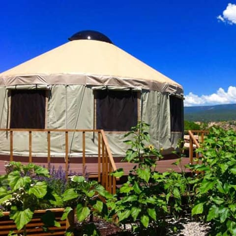 Agape Farm and Retreat - The Yurt