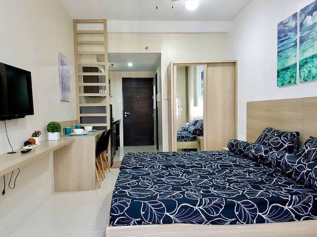 Fully Furnished Unit at Wil Tower - Quezon City - Selveierleilighet