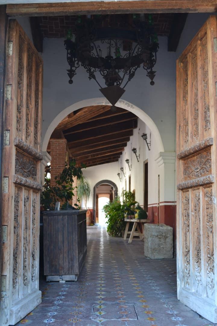 Histórica Hacienda del Bajio