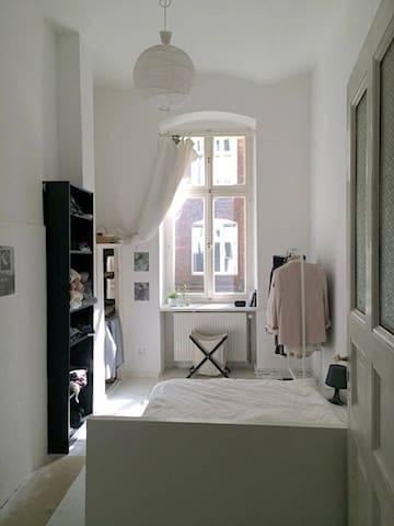 Bright and cozy room in Kreuzberg