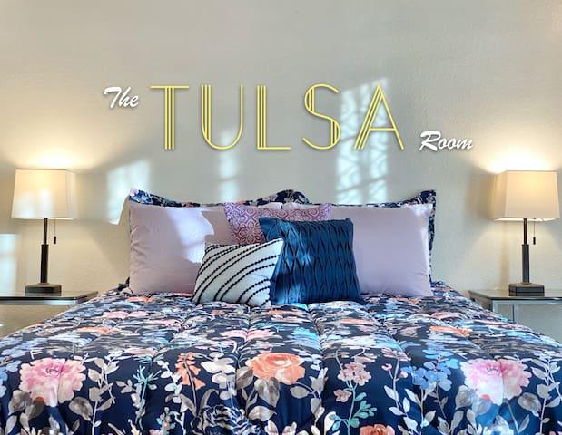 The Tulsa Room @ Swan Lake