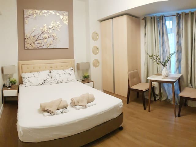 Elegant&Spacious Studio in Cebu Business Park