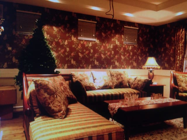 Hardcover large living room suite - 格林戴尔瓦德 - House