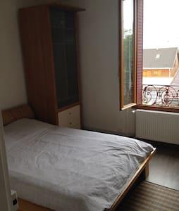F2 Corbeil , Centre ville , Seine - Corbeil-Essonnes - Apartamento