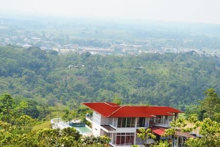 Casa campo Mirador Villaclara Villagarzón Putumayo