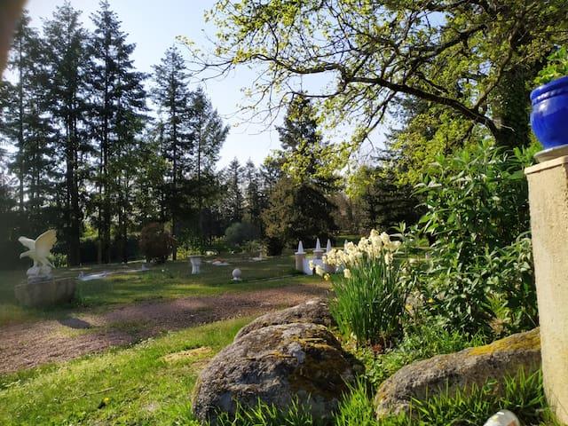 Gîtes de la Sapinière en Dordogne - Périgord vert