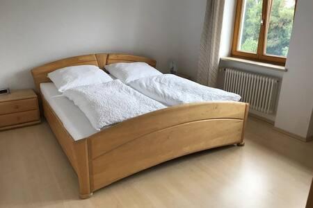 Großzügige Wohnung zwischen München und Erding