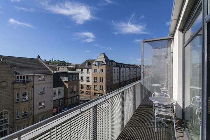 Edinburgh City Centre - Edimburgo - Appartamento