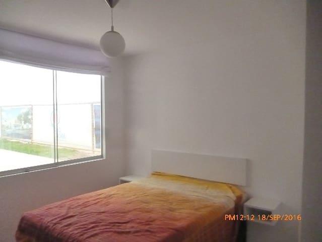 Departamento comodo a 3 cuadras boulevard Asia - Lima - Wohnung