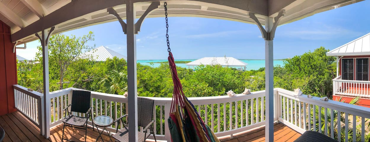 One bedroom villa with Chalk Sound view